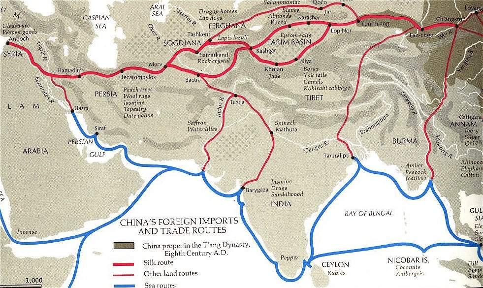 Silk Road Links