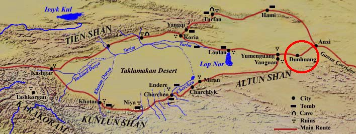 silk road links