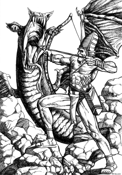 Marduk e Tiamat