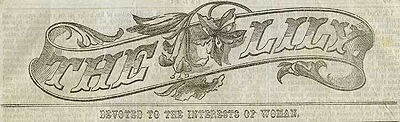 Amelia Bloomers temperance and suffrange newspaper gained a national readership in the 19th century, but still was dismissed by the mainstream press.