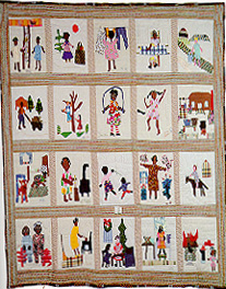 family Activity : family quilts - Adamdwight.com